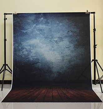 150x220cm Washable Photography Backdrop HUAYI Thick Cotton Polyester Background for Rustic Portraits Photography XT-3324