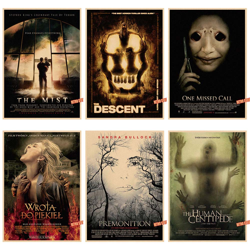 Online Buy Wholesale horror movie posters from China ...