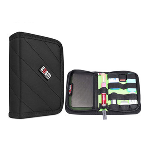 Portable Universal Electronics Accessories Travel Organizer Hard Drive Case organizador cables Bag DSK-W