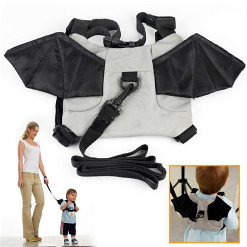 Baby Boys Girls Safety Harness Anti-lost Backpack Strap Keeper Shoulder Bag Cute Cartoon Activity Safety Baby Backpack Harnesses