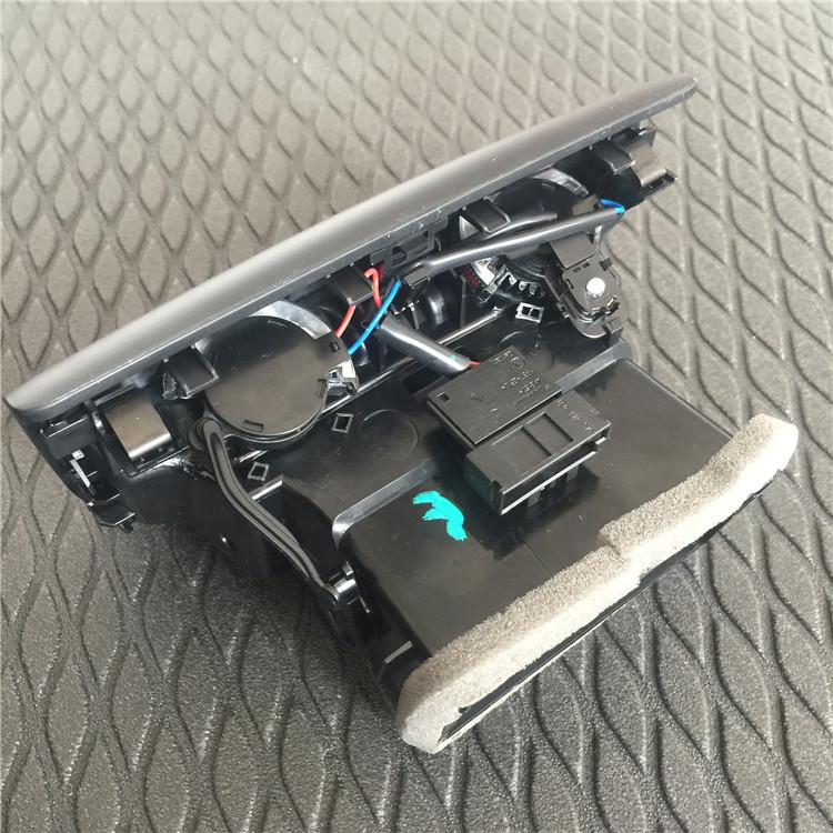 Para Audi A4 B8 Q5 aire acondicionado trasero salida 8RD 819, 203 air  conditioning outlet air - AliExpress