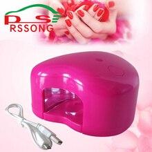 Nail Dryer LED Lamp Fashion Nail Gel Rapid Drying Device Professional Nail Gel Polish Curing Nail Art Dryer Tools High Quality