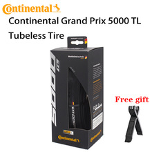 Continental Grand Prix 5000 TL 700c Tubeless Tire, Single / 700x25C