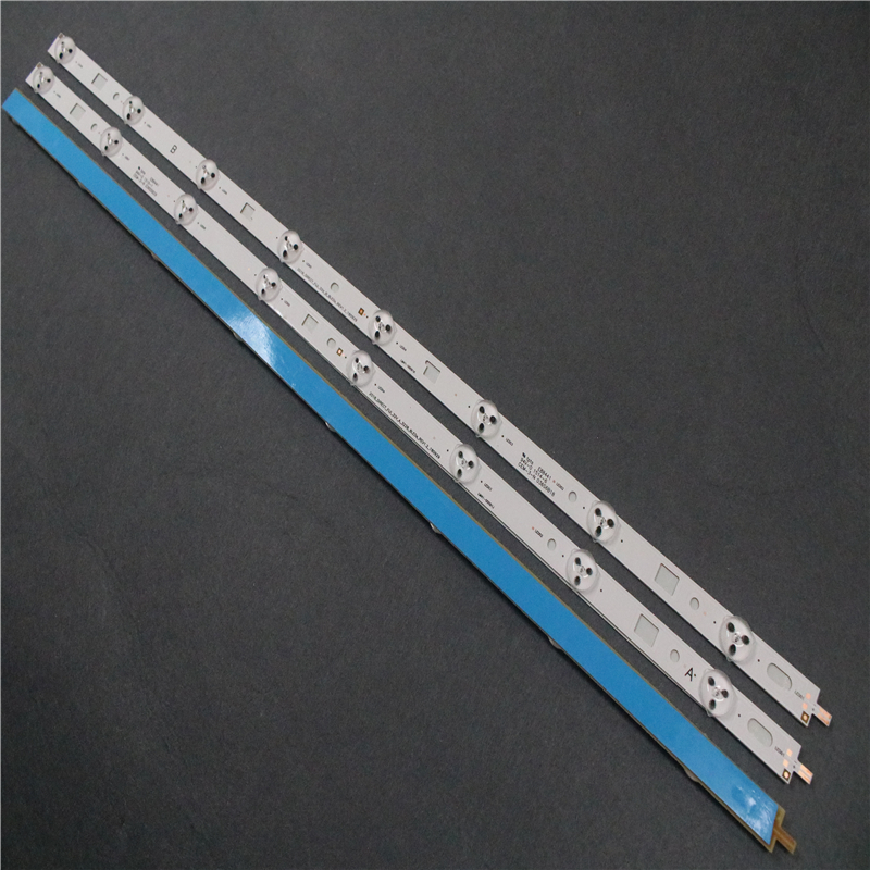 "LED Backlight Strip For Sony 32""TV For SAMSUNG_2014_SONY_DIRECT_FIJL_32V_A3228_8LEDs_REV1.2 LM41-00091K LM41-00091J 612mm"