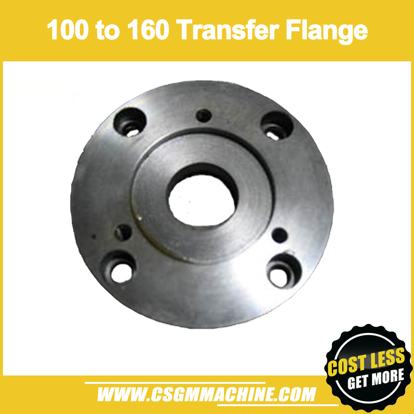 100mm to 160mm Convertible Flange/Mini Lathe Flange/Three Jaw to Three or Four Jaw Chuck Flange100mm to 160mm Convertible Flange/Mini Lathe Flange/Three Jaw to Three or Four Jaw Chuck Flange