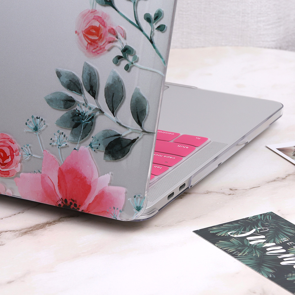 Floral Case for MacBook 158