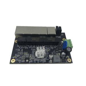 Image 3 - Ethernet Switch Module 5 Ports Unmanaged10/100/1000mbps Industrial PCBA board OEM Auto sensing Ports PCBA board OEM Motherboard