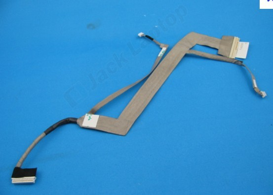 WZSM Wholesale New LCD Flex Video Cable for Acer Emachines D620 MS2257 D630 laptop cable P/N 50.4bc02.001