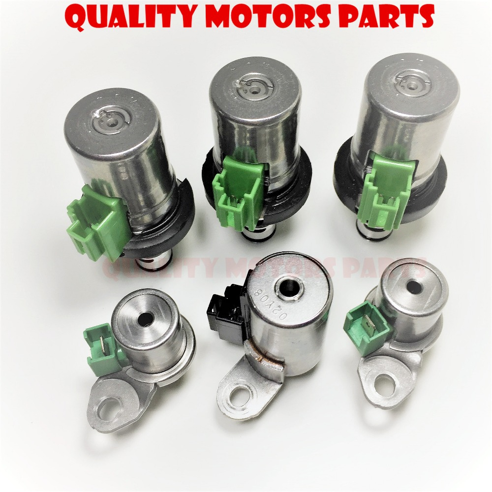 4F27E Transmission Shift Solenoid Set For Ford Focus Fiesta MAZDA (6PCS)-in  Automatic Transmission & Parts from Automobiles & Motorcycles on  Aliexpress.com ...