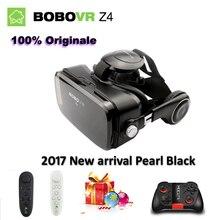 Bobovr Z4 VR коробка 2.0 Очки виртуальной реальности 3D очки Bobo VR Google картонные крышки 4.0-6.0 дюймов смартфон