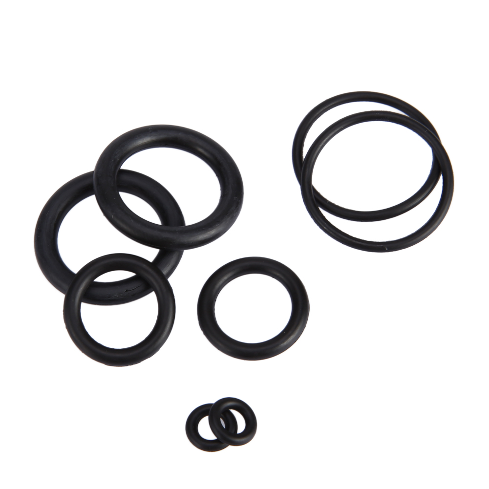 Silicone Rubber 18 Sizes 225pcs/set Rubber O Ring O Ring Washer ...