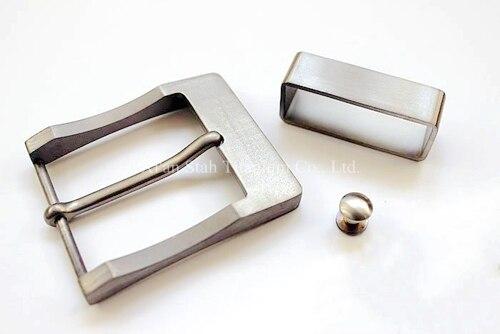 d27a668988dc5 Fiyatı kontrol et Yüksek Kaliteli Saf Titanyum pimli kemer tokası + ...