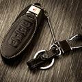 Genuine leather car key cover for INFINITI Q50L QX50 ESQ Q70L Q60 QX60 QX70 QX80 EX FX JX35 G auto accessories keyring key case
