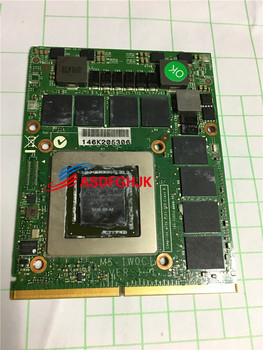 MS-1W0C1 VER:1.1 N15E-GX-A2 GTX 880M 4GB DDR5 Video VGA CARD FOR MSI GT70 GT60 GX660R GT660 MS-16F4 MS-1763 100% TESED OK