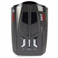 V9 12V Car Radar Detector English Russian Voice OEM Language LED Display Driving Safely Avoiding Fine