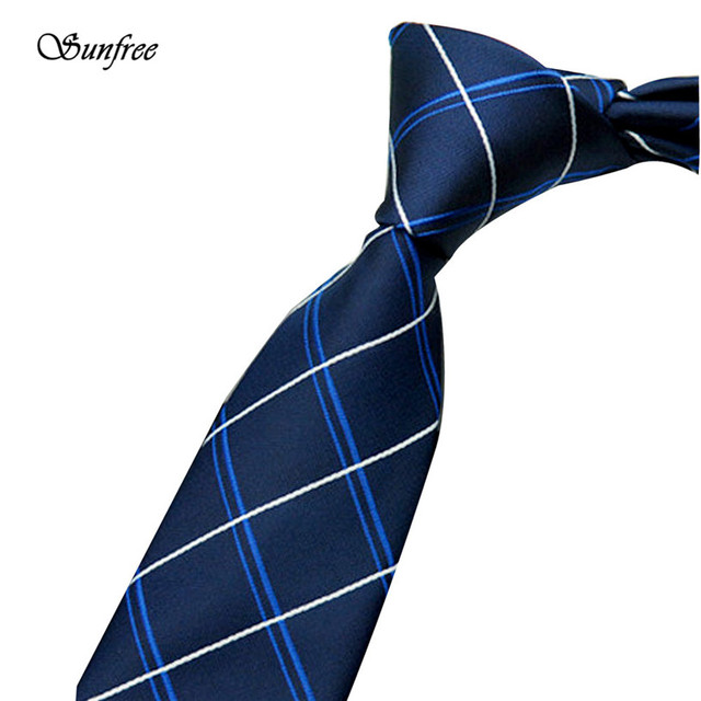 Sunfree Fashion Man's Accessories Classic Neck Tie Business Casual Knitted Neckties Famous Design Brand New High Quality Dec 8