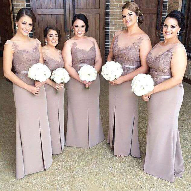 Online Buy Wholesale elegant bridesmaid dress from China elegant ...