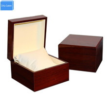 Box Custom Wooden Glossy