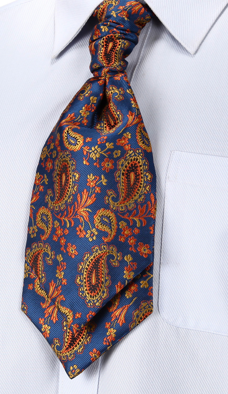 VE18 Aqua Orange Paisley (4)