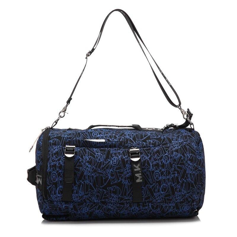 Men's Multi-Functional Backpack Vintage Shoulder Bag High Quality Canvas Male Bagpack Rucksack Travel Luggage for Weekend 24