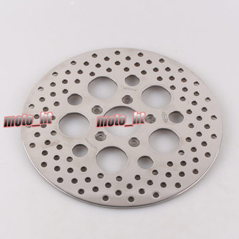 1PC Front Brake Disc Rotor For Harley-Davidson XL XR 883 1200 / FLSTC FAT BOY 1340 / FXD DYNA....
