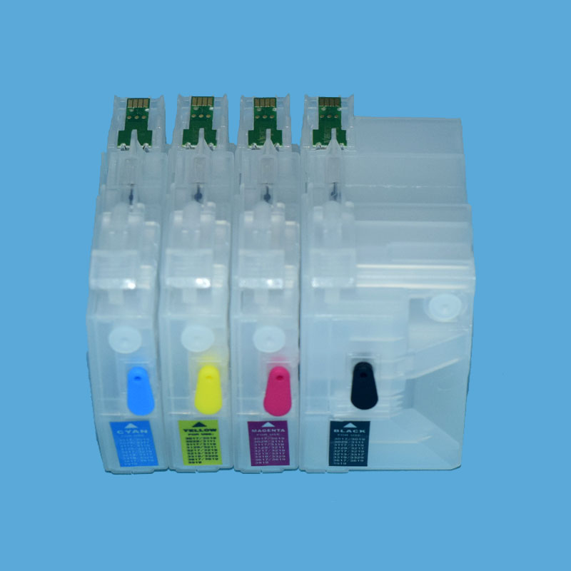 Europe LC3219XL 3219XL Refillable Ink Cartridge with Chip for Brother MFC- J5330 J5335 J5730 J5930 J6530 J6930 J6935 PrinterEurope LC3219XL 3219XL Refillable Ink Cartridge with Chip for Brother MFC- J5330 J5335 J5730 J5930 J6530 J6930 J6935 Printer