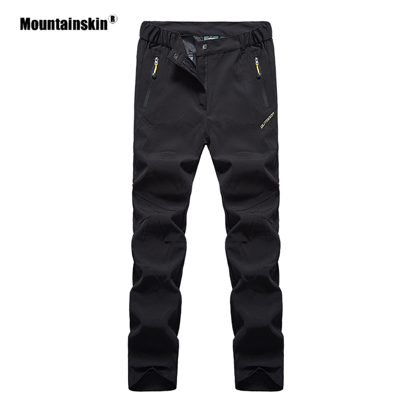 Mountainskin Summer Women Trekking Pants Female Outdoor Quick Dry Trousers Breathable UV Hiking Camping Climbing Clothing RW093