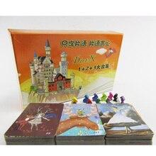 Dixit Series 1 + 2 + 3 + 4 + 5 + 6 + 7 Board Game 3-6 гравців для сім'ї / вечірок / подарунків Кращий подарунок прикольна гра