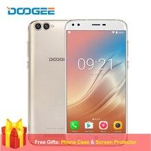 Doogee X30 5.5 Inch Smartphone Quad Camera 8.0MP+8.0MP Android 7.0 2GB RAM 16GB ROM Quad Core 3360mAh 3G Mobile Phone Celular