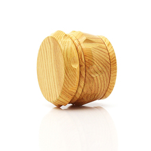 4 Layers 50mm Herb Grinder Weed Spice Tobacco Pipe Accessories