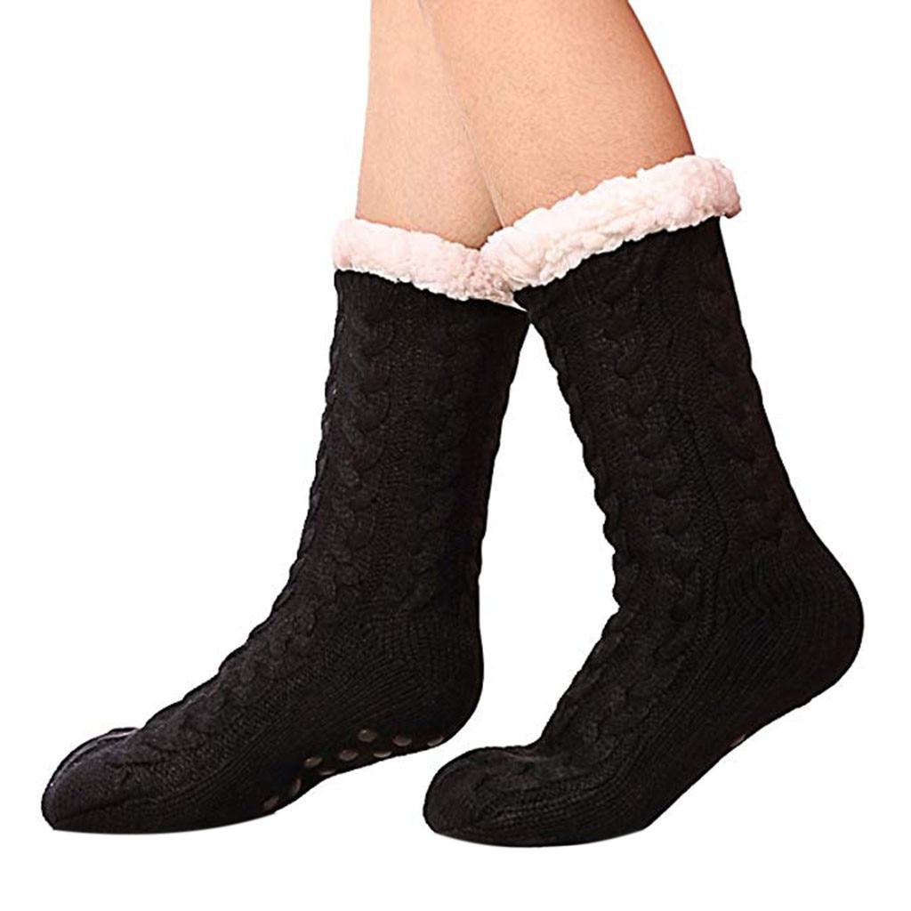 HTB1xdWva2jsK1Rjy1Xaq6zispXaN - Womail Women and man Wool socks Winter Super Soft