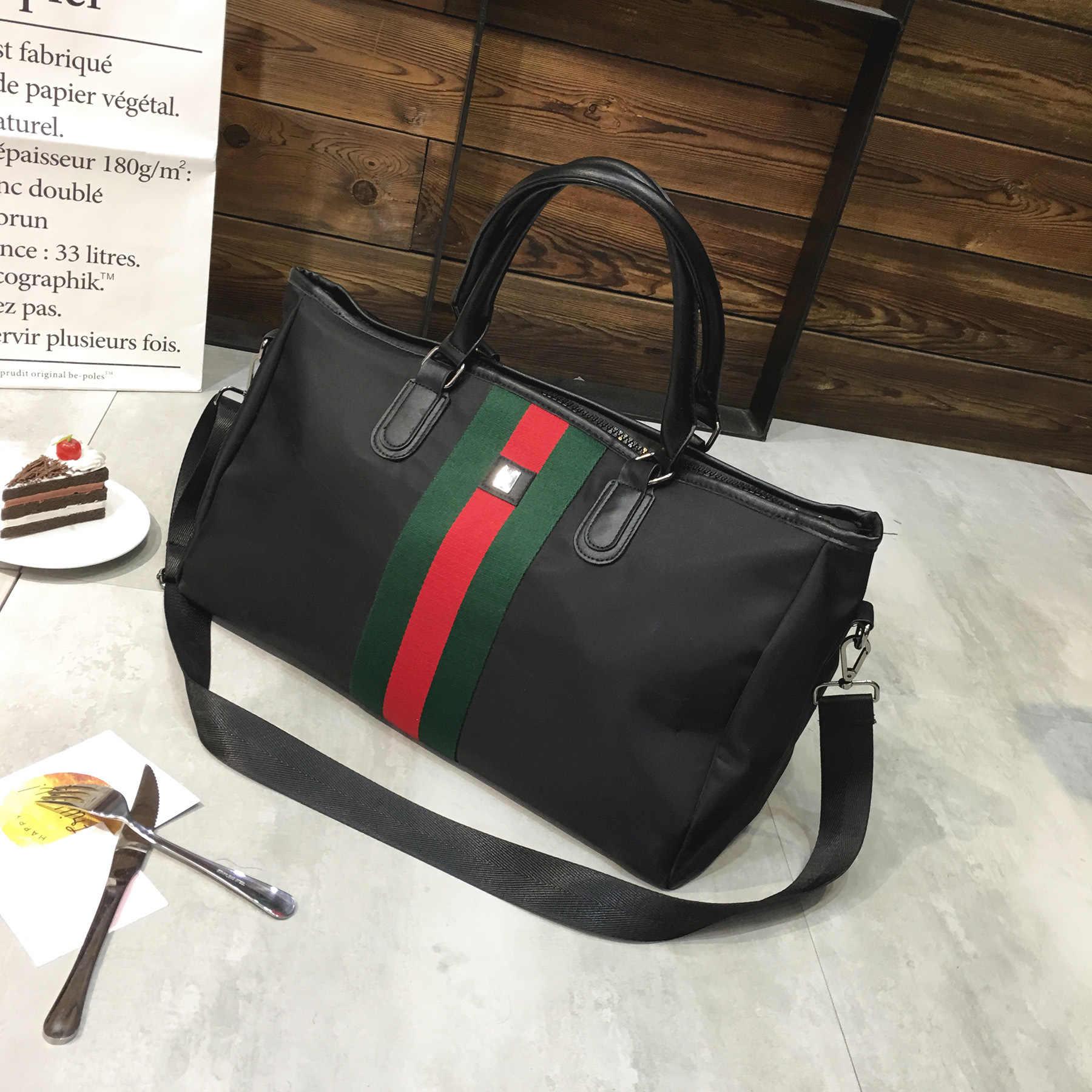 0edd506f0649 ... Женский портативный дорожные сумки на колесах непромокаемые женские  чемодан с выдвижной ручкой дорожная сумка 2018 2