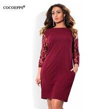 Bodycon Fashion 5XL Autumn