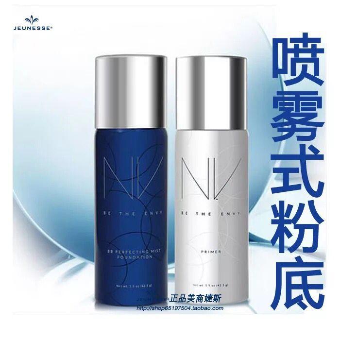 цена JEUNESSE NV Flawless BB Perfecting Mist Foundation airbrushed makeup authentic онлайн в 2017 году