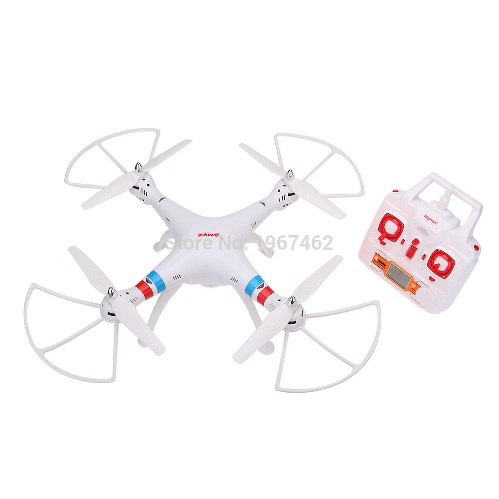 2015 Newest SYMA X8C  2.4G 4CH 6Axis Professional RC Drone Quadcopter With 2MP Wide Angle HD Camera Remote Control Helicopter