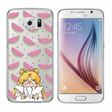 New Launch Pokemons Go Phone Case for Samsung Galaxy S5 S6 Phone Cover