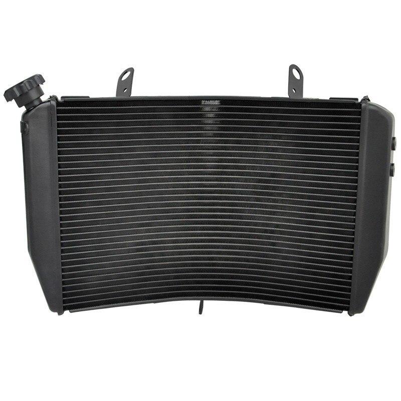 LOPOR алюминиевые детали к мотоциклу охлаждения Cooler Радиатор для YAMAHA YZFR1 YZF R1 2004 2005 2006 YZF R1 04 05 06 YZF1000