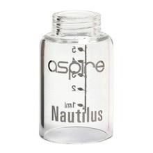 100% Original Aspire Nautilus Tube 5ml Replacement Glass Tube for Nautilus BVC Tank Atomizer Vape pen Electronic Cigarette Tube
