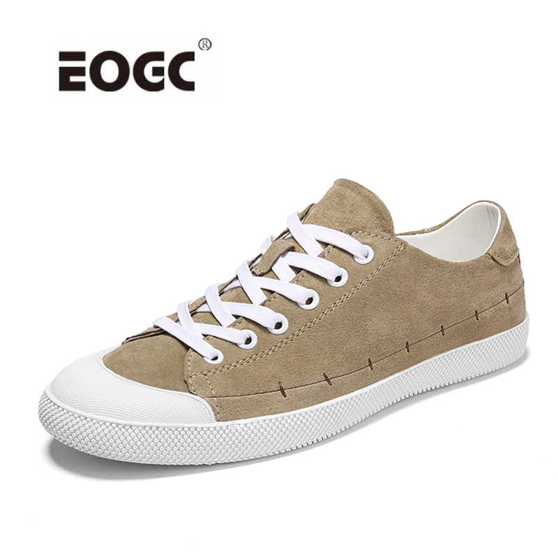 Fashion Men Shoes Spring Autumn Causal Shoes Leather Men Flats High Quality Outdoor Sneakers Shoes Zapatos Hombre