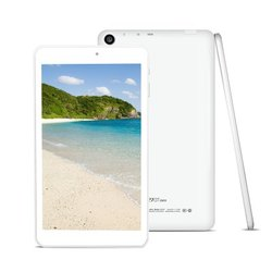 CUBE U27GT Super Tablet PC - WHITE 182892901 8inch Android 5.1 MTK8163 Quad Core 1.3GHz 1GB RAM 8GB ROM Bluetooth 4.0 GPS