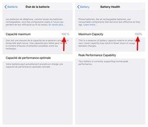 Image 3 - BMT оригинальный 5 шт. аккумулятор высшего качества 100% кобальтовый элемент 1810 мАч для iPhone 6 6G Замена + ILC технология в 2019 iOS 13