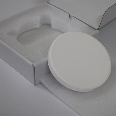 3 pecas tamanho od98mm 16 18 20mm cadcam zirconia bloco para laboratorio dental compativel com
