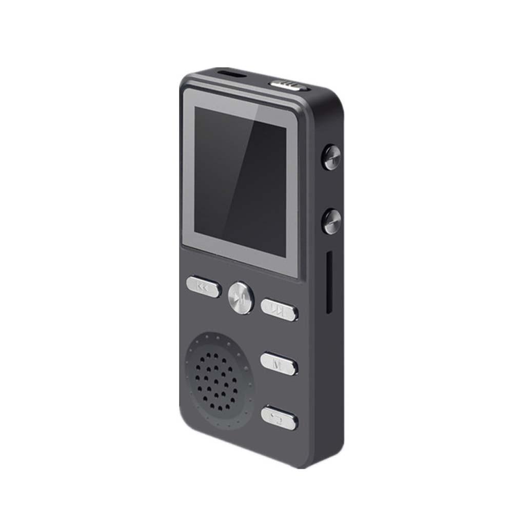 E3493-Metal MP3 Player-black