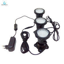 1 to 3 LED Underwater Spotlight Lamp 7 Colors Changing Waterproof Spot Light for Garden Fountain Fish Tank Pool Pond Aquarium недорого