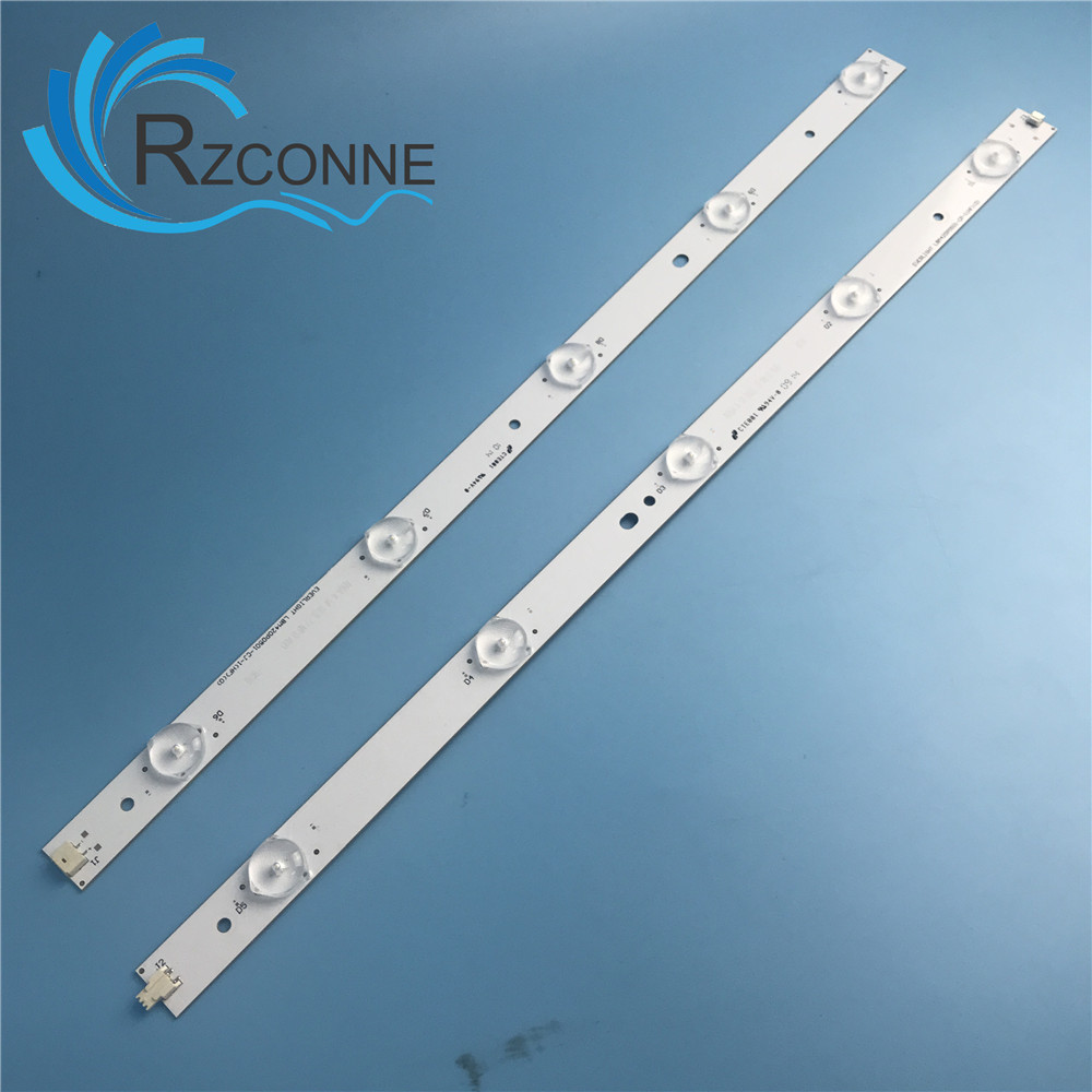 11 Light 50inch Lens 6 Lamp 550mm 5 Lamp 437mmbutt 987mm Led Lcd Tv Backlight Strip Computer Cables & Connectors