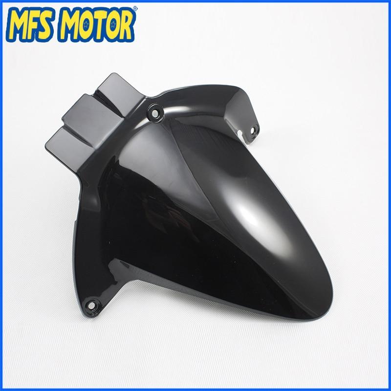 Freeshipping Motorcycle Parts Rear Fender Mudguard For Honda CBR600 F4 1999 2000 99 00 F4i 2001-2007 Black neo chrome rear lower control arm lca for honda civic 2001 2005 e2c