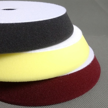 цена на heavy middle light cut Sponge Buffer Foam Pad Polishing Pad special for da polisher dual action random orbital polisher