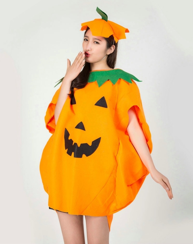 Cute Parent child outfit Fashion pumpkin costume halloween costumes for children 2 Pieces Set Children Party Clothes on Aliexpress.com | Alibaba Group  sc 1 st  AliExpress.com & Cute Parent child outfit Fashion pumpkin costume halloween costumes ...