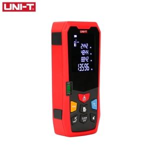 Image 3 - Ручной лазерный дальномер, измеритель расстояния 40 м, 50 м, 60 м, 80 м, строительная лазерная рулетка, электронная линейка