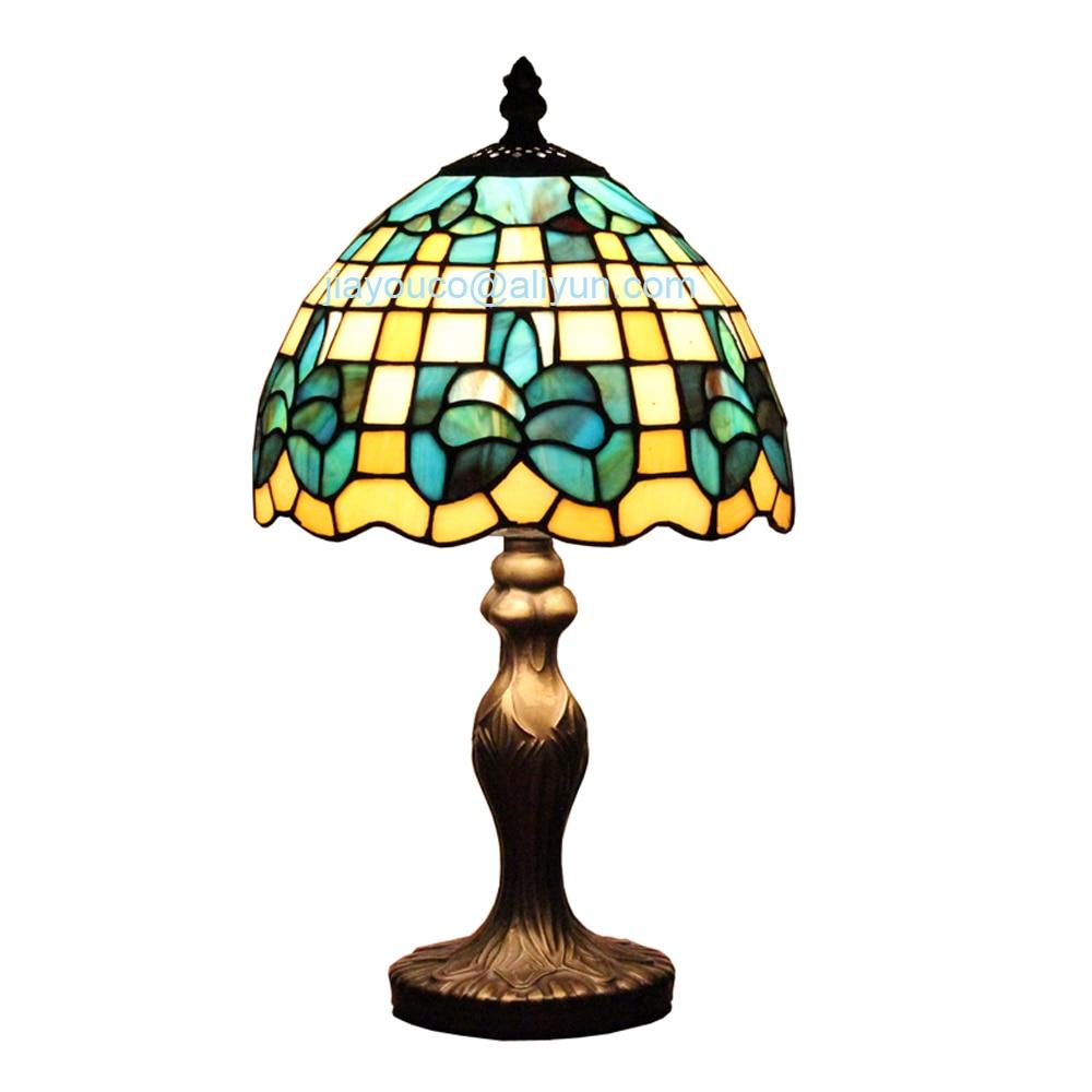 Decorative tabletop lamp tiffany table lamp luminaria for Lamp of light nursing
